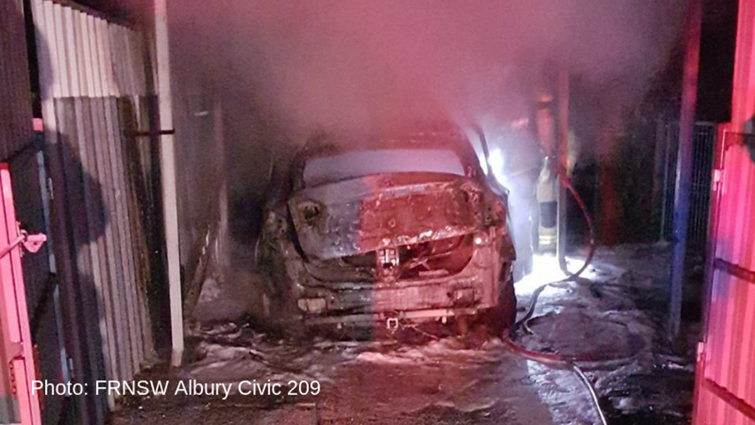 Article heading image for Car Fire In Glenroy Being Treated As Suspicious