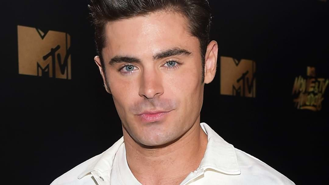 Article heading image for Very Important Update: Zac Efron Has Been Spotted In Brisbane!