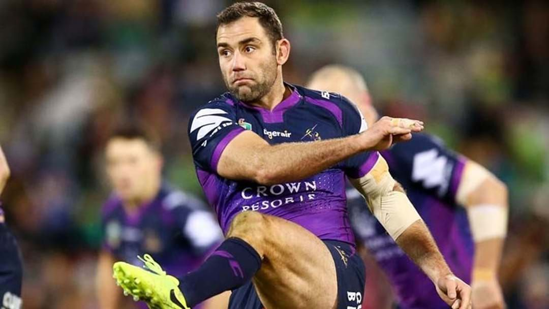 "Article heading image for ""Something Doesn't Smell Right"" - Brent Read On What's Going On With Cameron Smith"