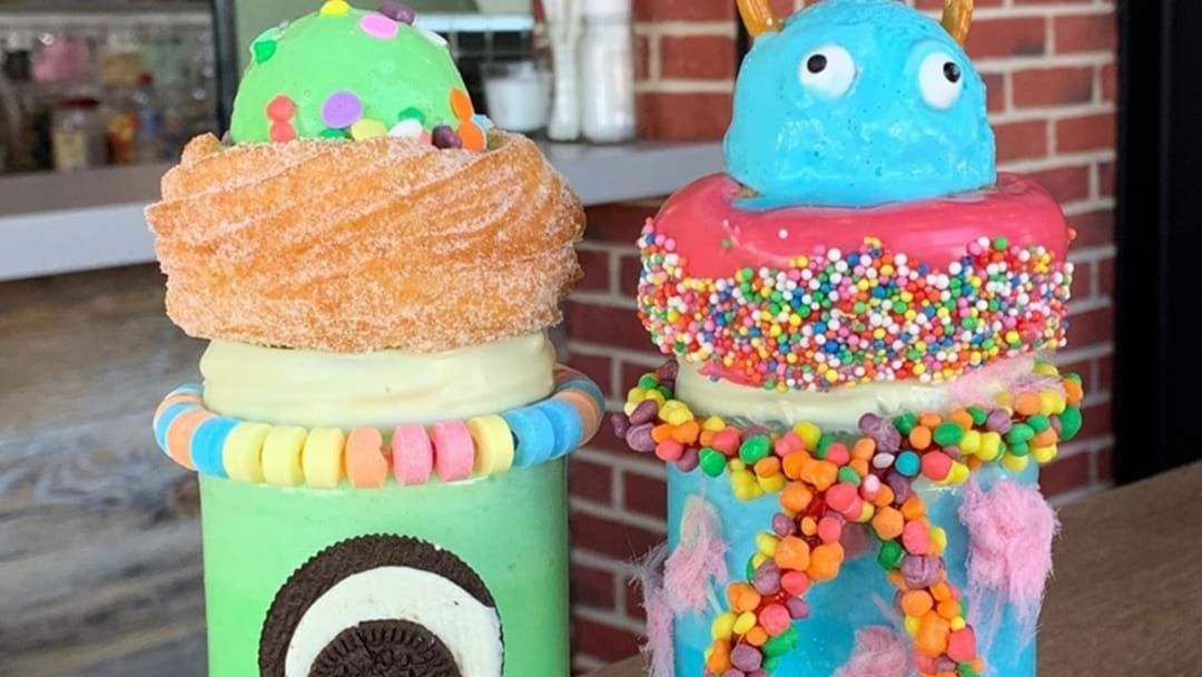 Article heading image for Monsters Inc Inspired Thick Shakes Are Now A Thing In Adelaide