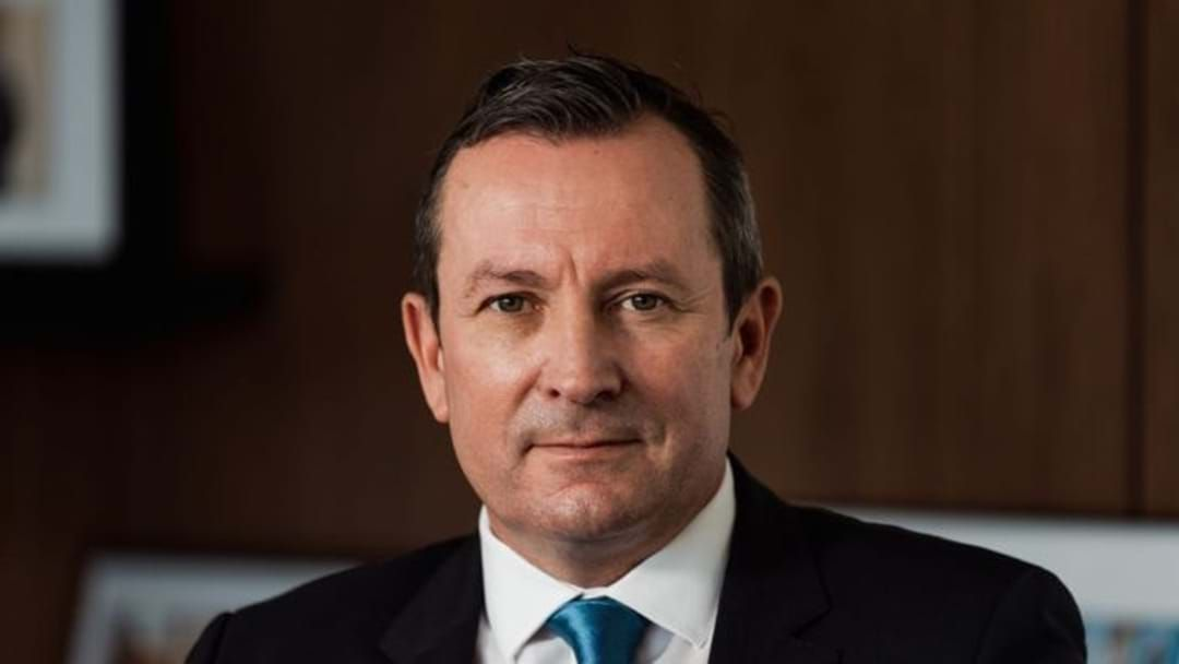 Article heading image for The Latest From Mark McGowan