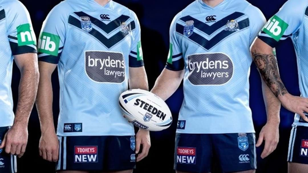 Article heading image for Peter Sterling Names A Four Debutants In His NSW Origin Side For Game One