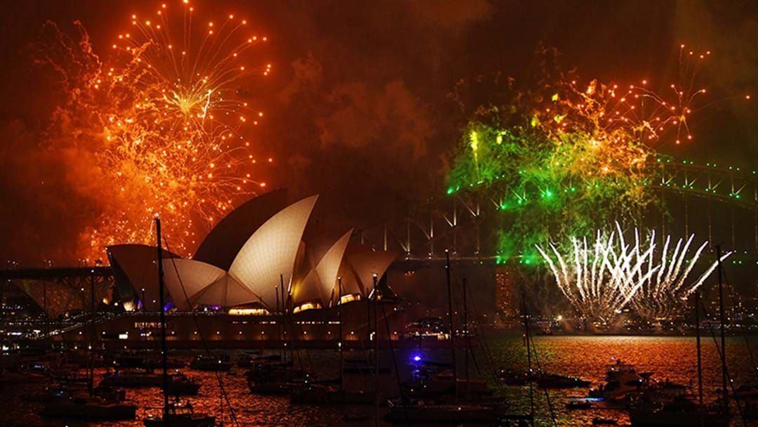 Article heading image for These Roads Will Be Shut In Sydney This New Year's Eve