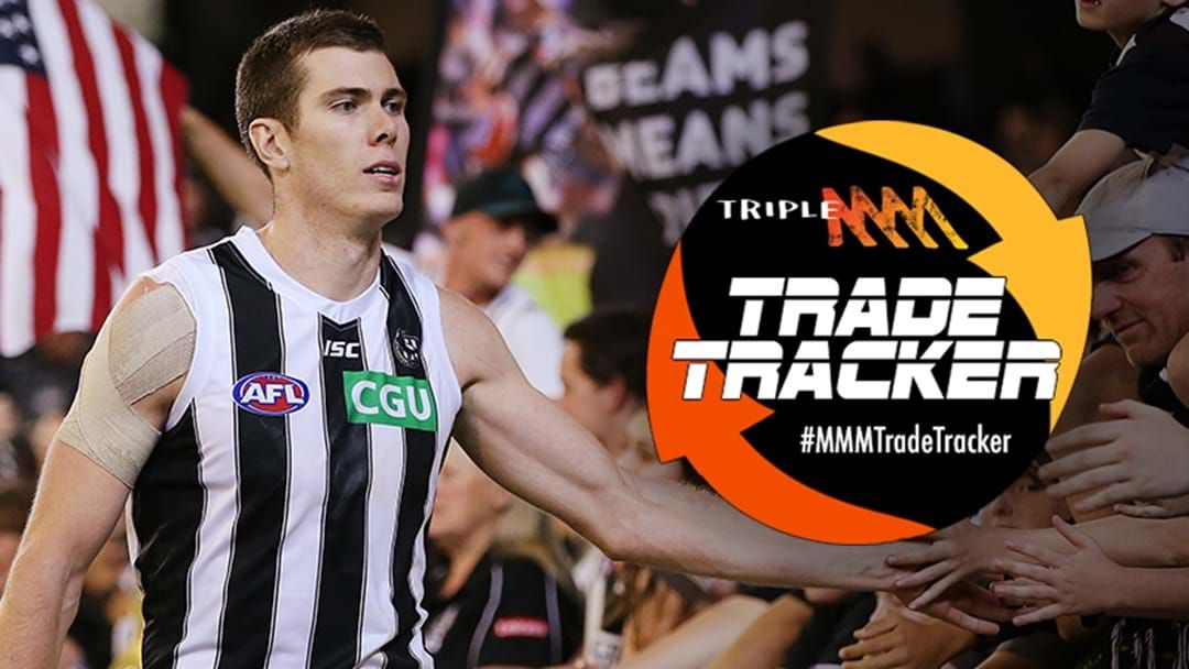 Article heading image for Essendon Has Reportedly Approached Collingwood About Mason Cox