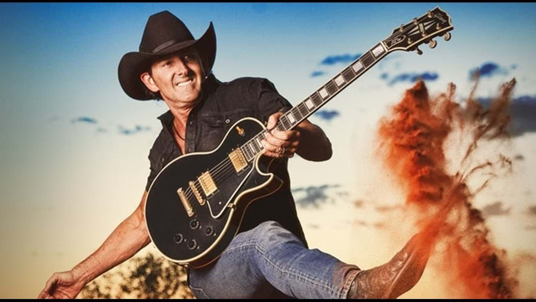 "Article heading image for Country Superstar Lee Kernaghan Releases Title Track from New Album, ""Backroad Nation"""