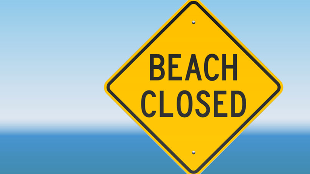 Article heading image for Gold Coast beaches closed again today