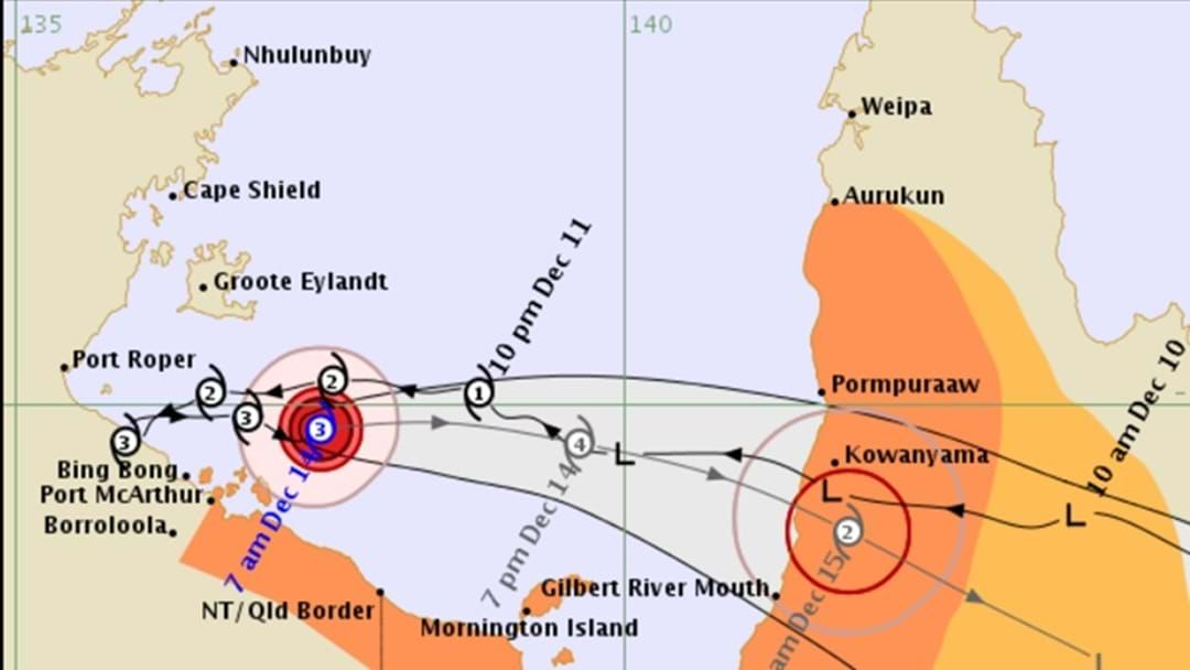 Article heading image for The Latest on Tropical Cyclone Owen