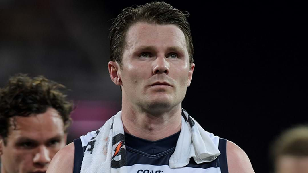 Article heading image for Patrick Dangerfield Tells The Real Story Behind His Involvement In That Surfing Attack