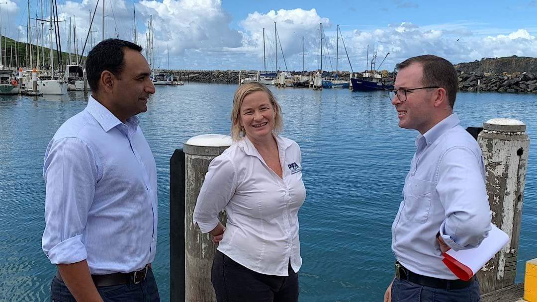 Article heading image for COFFS HARBOUR: $500,000 Boost To Put Spotlight on NSW Seafood