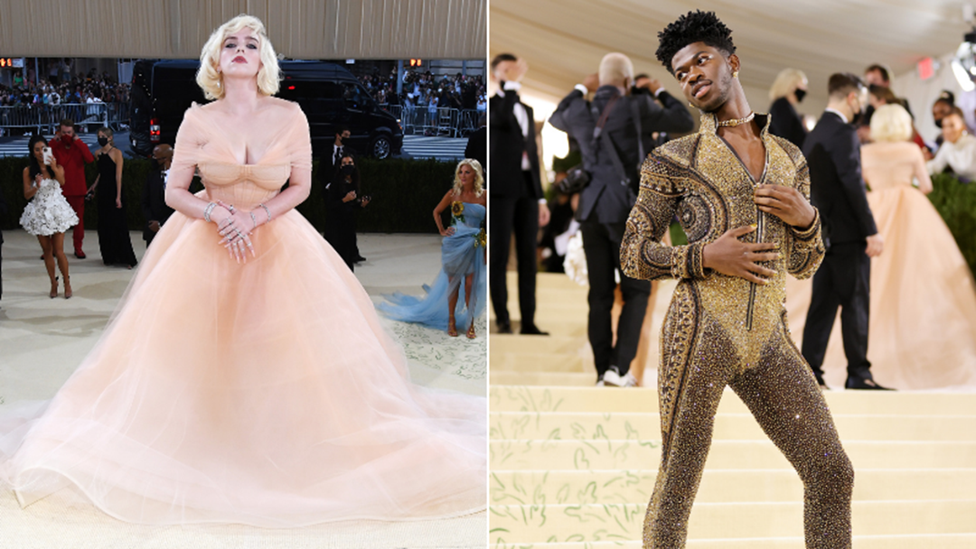Article heading image for Here's The Jaw-Dropping Celeb Fashion Looks From The Met Gala 2021 Red Carpet!