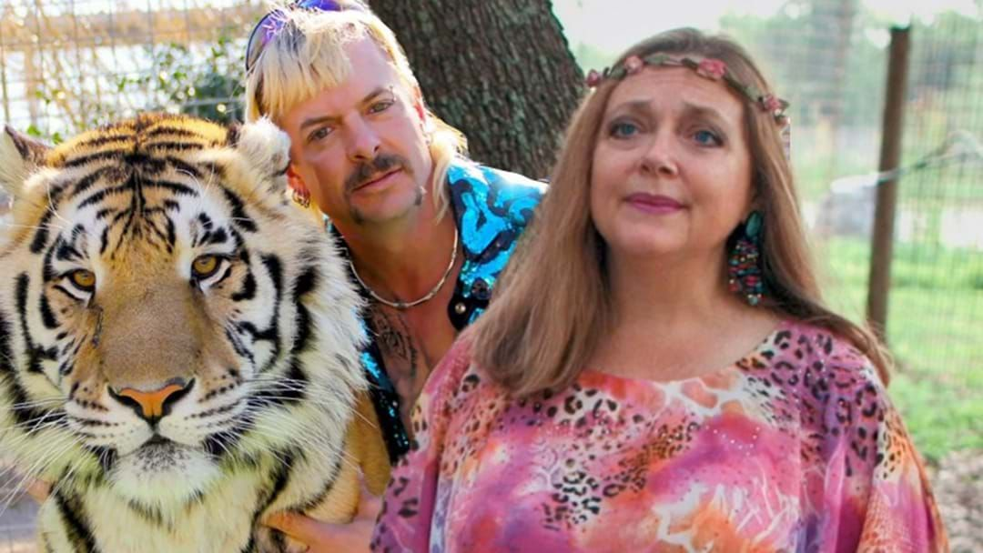 Article heading image for Tiger King Star Carole Baskins Just Came Out A Bisexual
