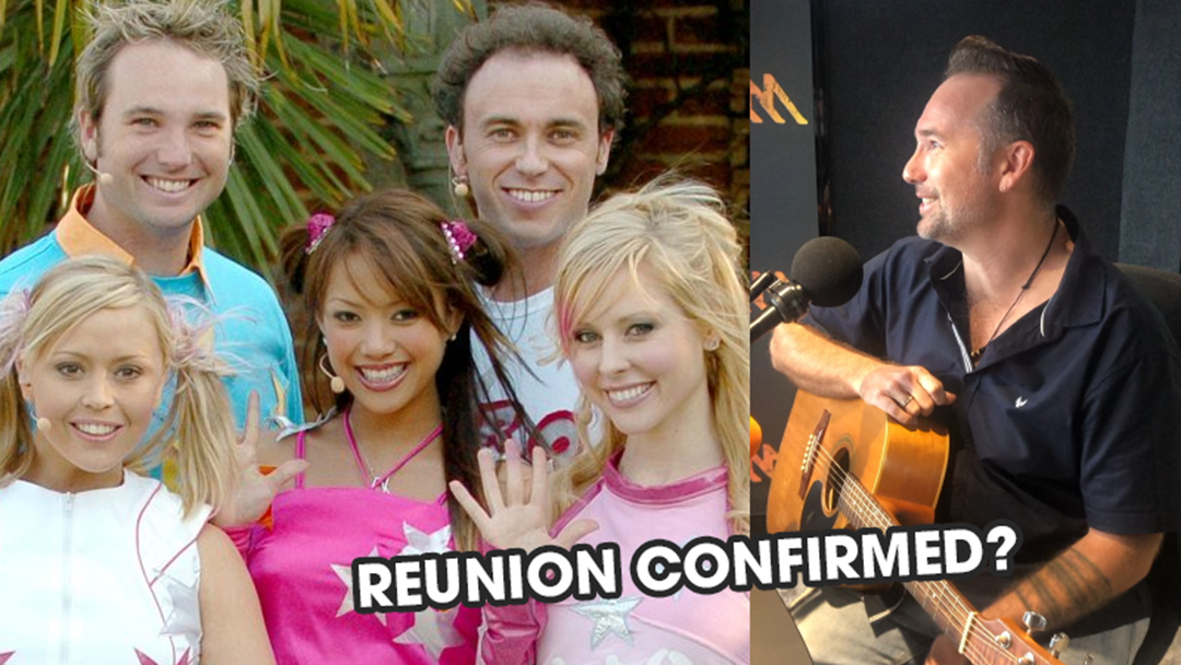 Article heading image for Tim from Hi-5 CONFIRMS REUNION SHOW.. Well They're At Least Talking About It