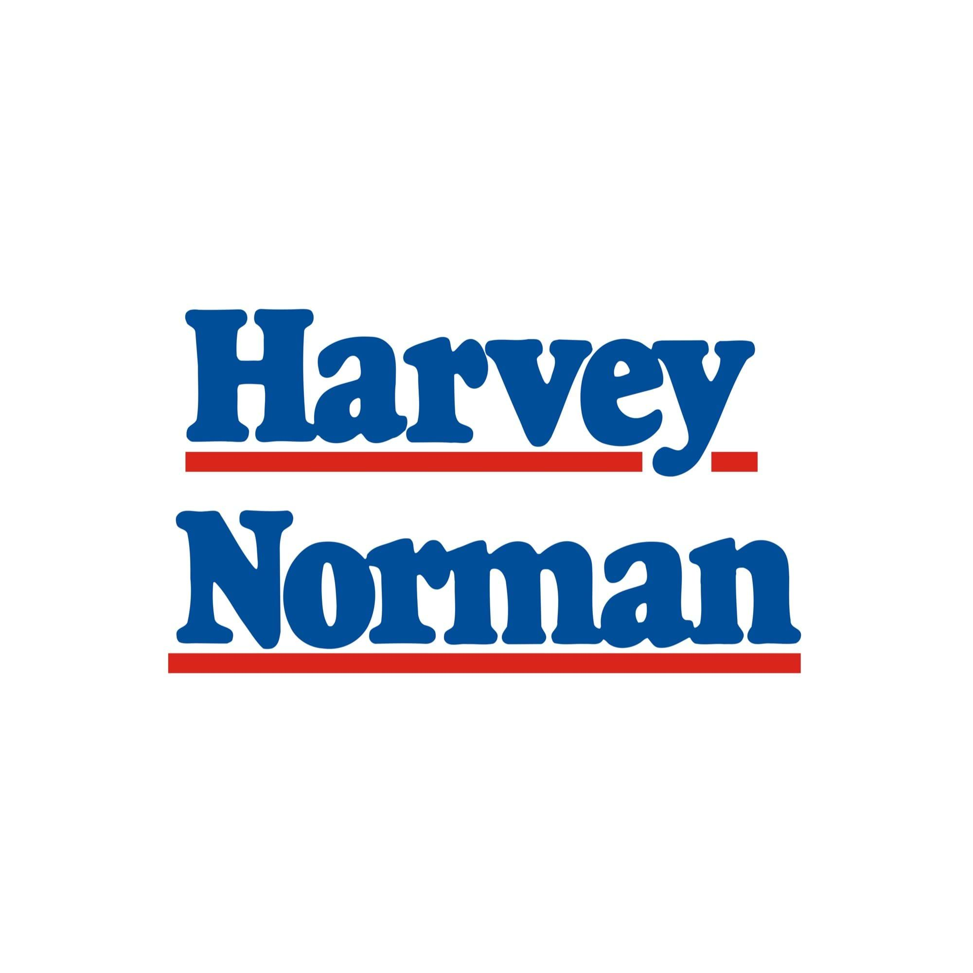 In association with Harvey Norman