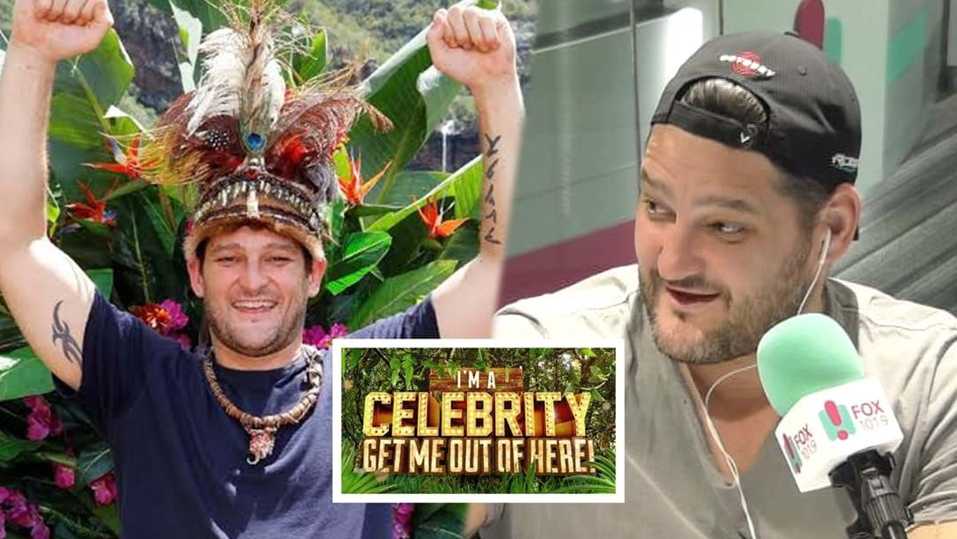 """Article heading image for """"I KNOW Who It Is!"""" Brendan Fevola Certain He Knows Who Is Going In The Jungle!"""