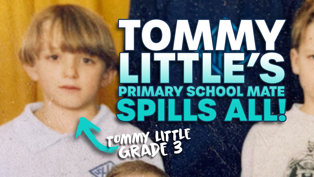 Article heading image for Tommy Little's Primary School Mate SPILLS ALL