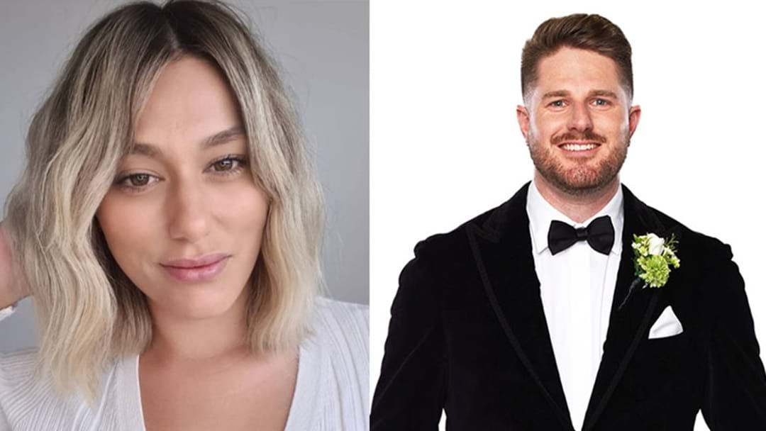 Article heading image for Bryce On Rumours He Was Hooking Up With Ex MAFS Contestant Connie