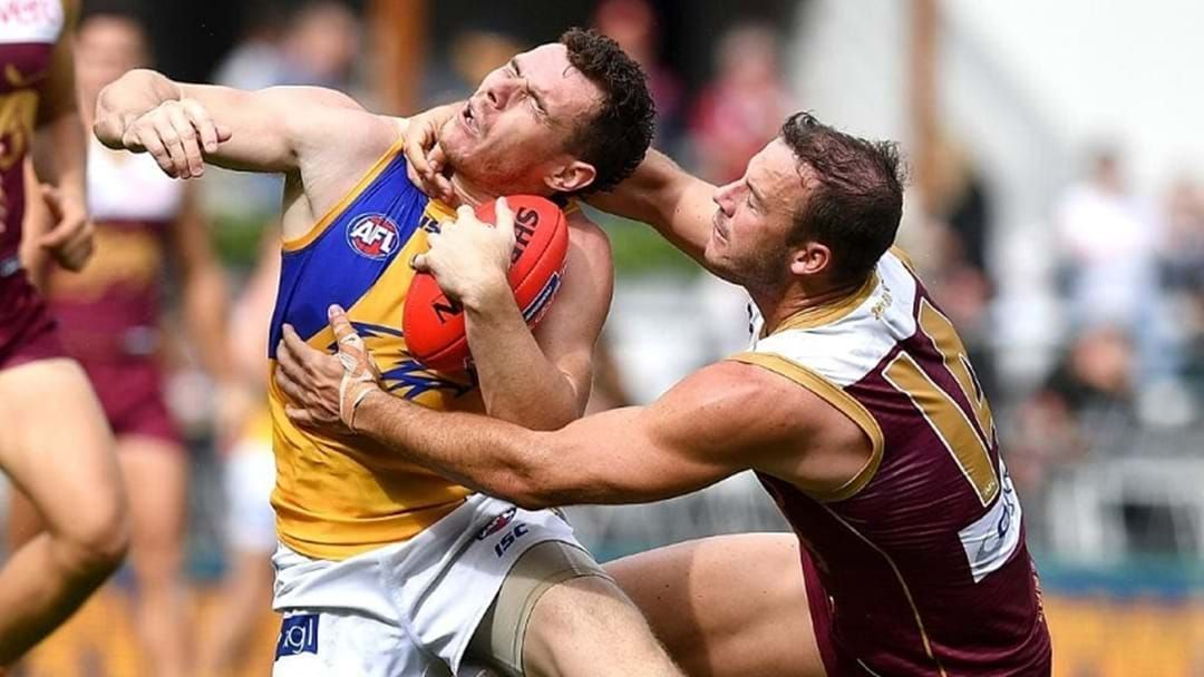 Article heading image for Hasleby predicts Brisbane will upset the West Coast Eagles!