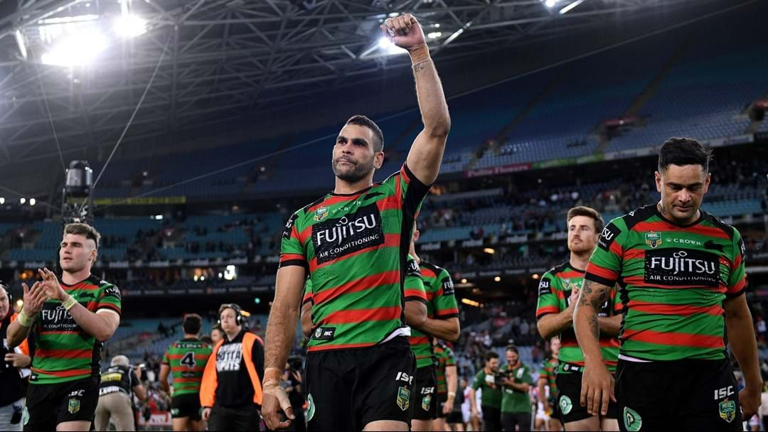 Article heading image for Ryan Girdler Reckons Greg Inglis Can Have A Huge Influence On The Rabbitohs Season Even If He Doesn't Play
