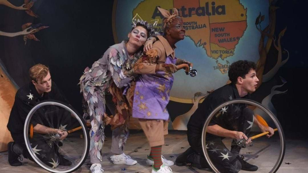 Article heading image for Money Baa Theatre Company To Bring Possum Magic To Life At HOTA!
