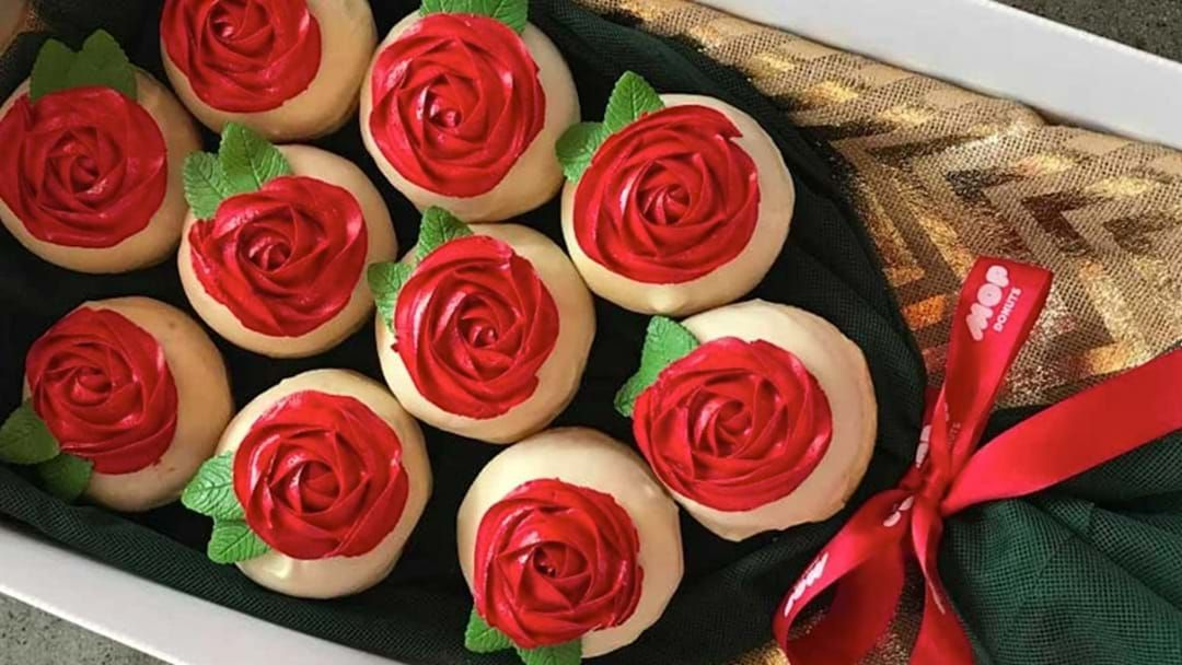 Article heading image for Forget Flowers This Valentines And Send Your Loved Ones A Donut Bouquet Instead!