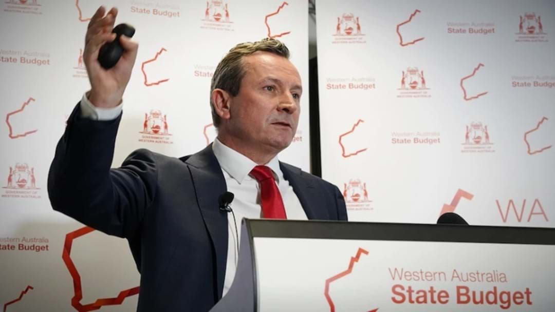 Article heading image for WA Premier Reveals $5 Billion Surplus In State Budget As Overlooked Sectors Cry Foul