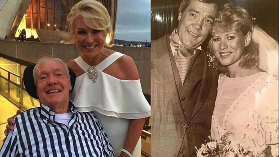 Article heading image for Kerri-Anne Kennerley's Husband John Kennerley Has Passed Away