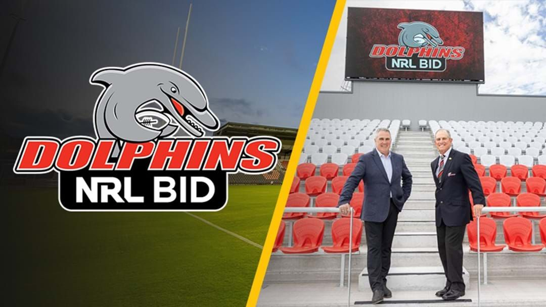 Article heading image for Why the Dolphins are leading the Bidding War for the next NRL Licence
