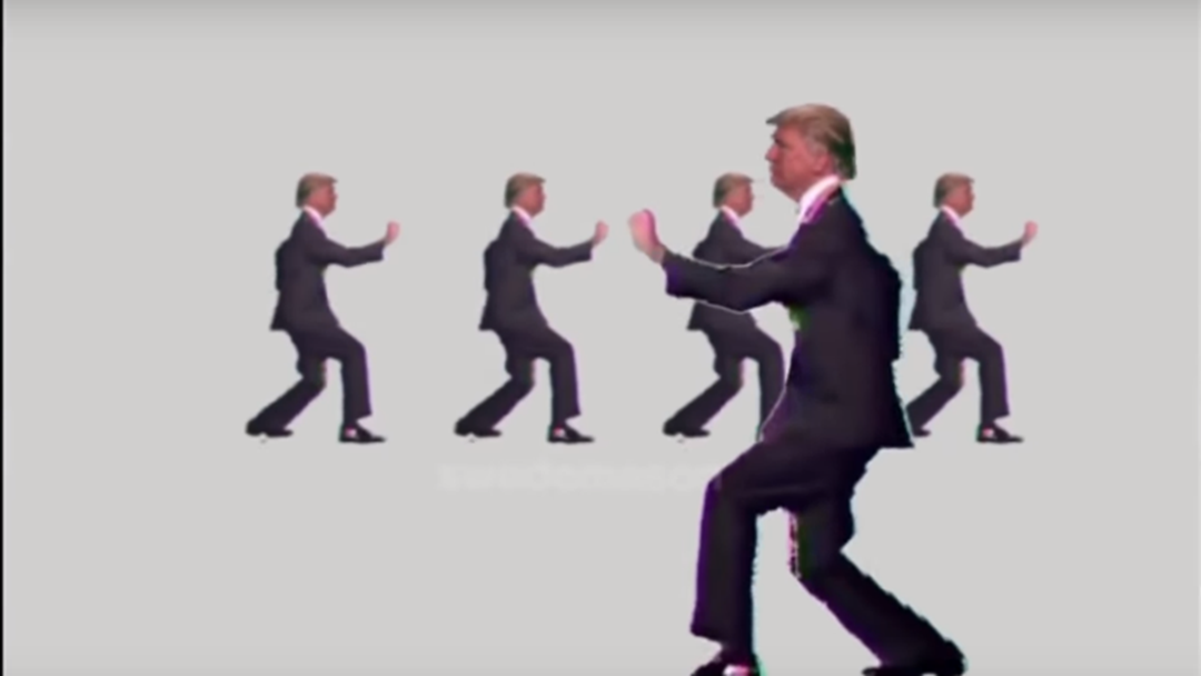 Article heading image for Talking Heads Classic Gets A Trump Makeover