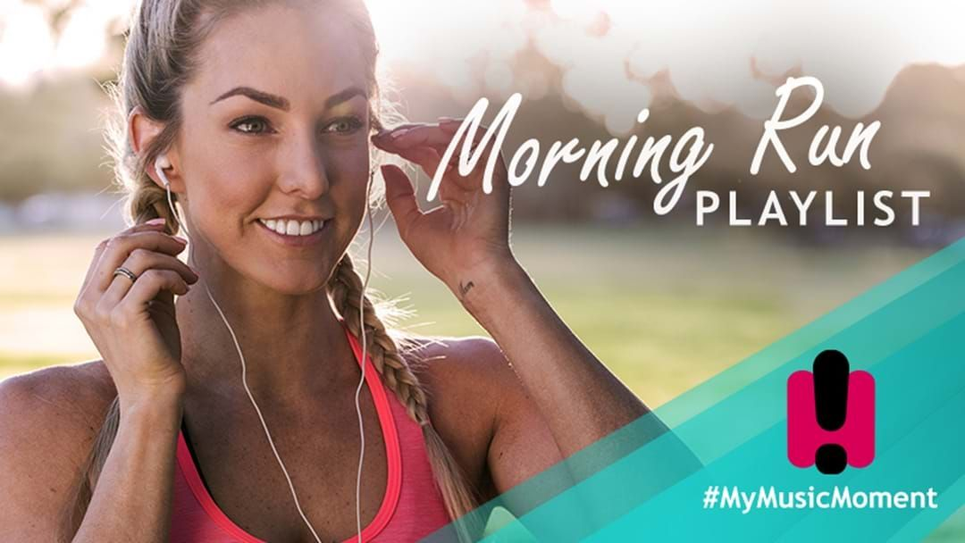 Article heading image for The Morning Run Playlist