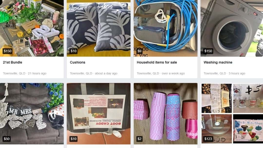 Article heading image for A Real Life Buy Swap Sell Event Is Coming To Townsville And We're NIL