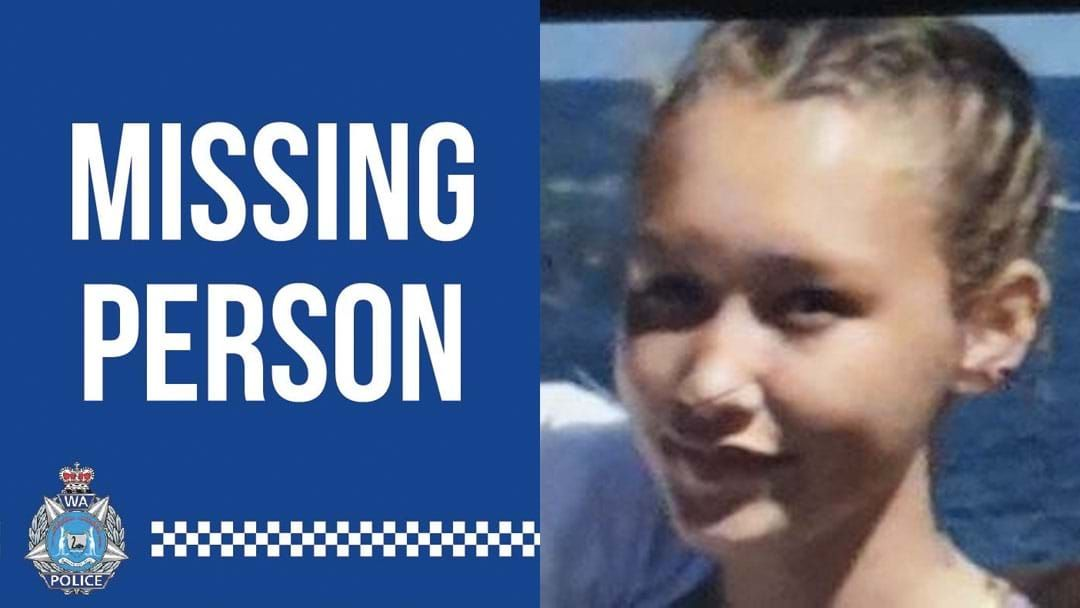 Article heading image for The Search Continues For Missing 12-Year-Old Michka Jayde Saylor