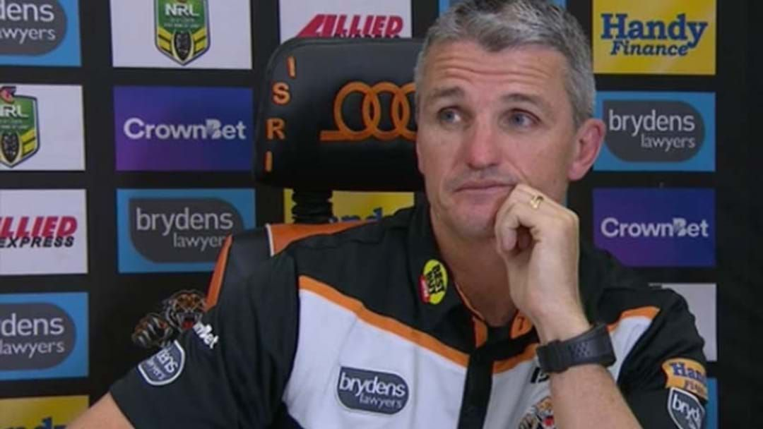 Article heading image for Ivan Cleary Fuming After Tedesco Try Denied