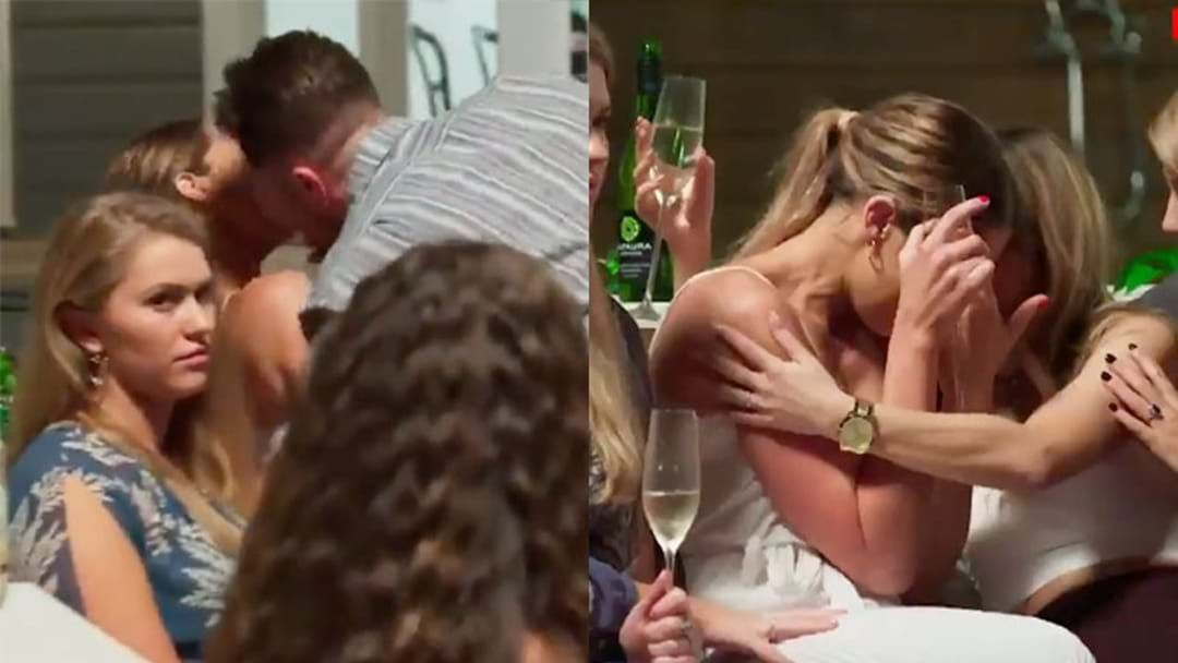Article heading image for MAFS' Bec Confirms Channel Nine Shut Down Production After Bryce's Kiss