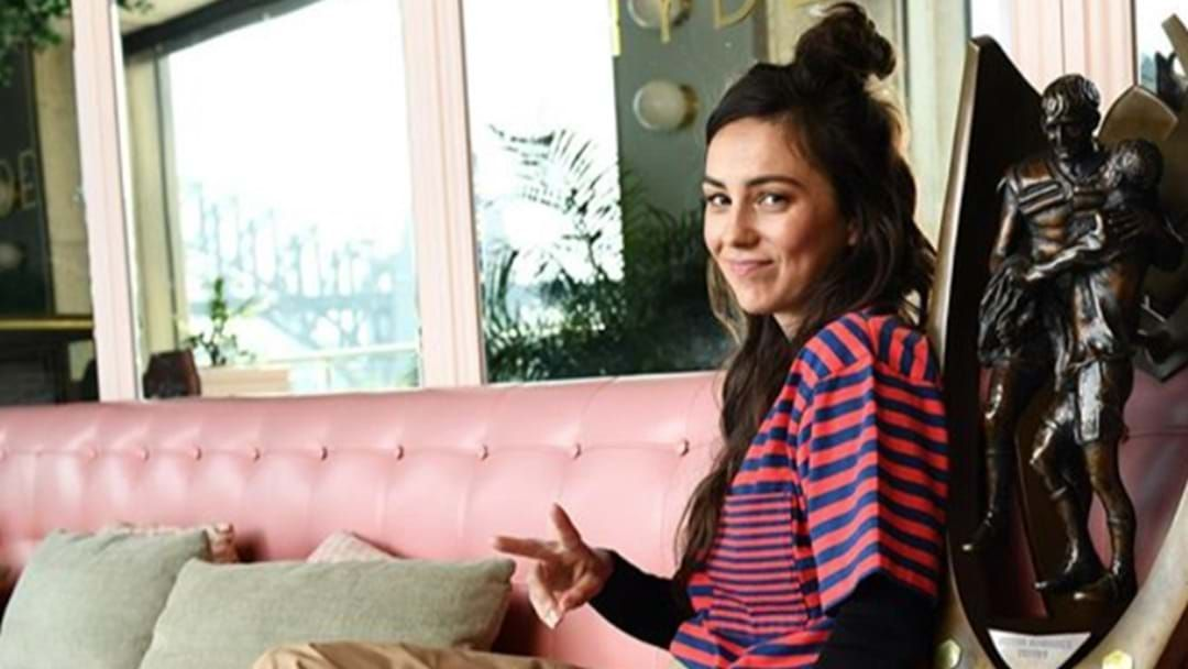 """Article heading image for """"Know Your Audience"""" Amy Shark Shouldn't Have Performed At The NRL"""