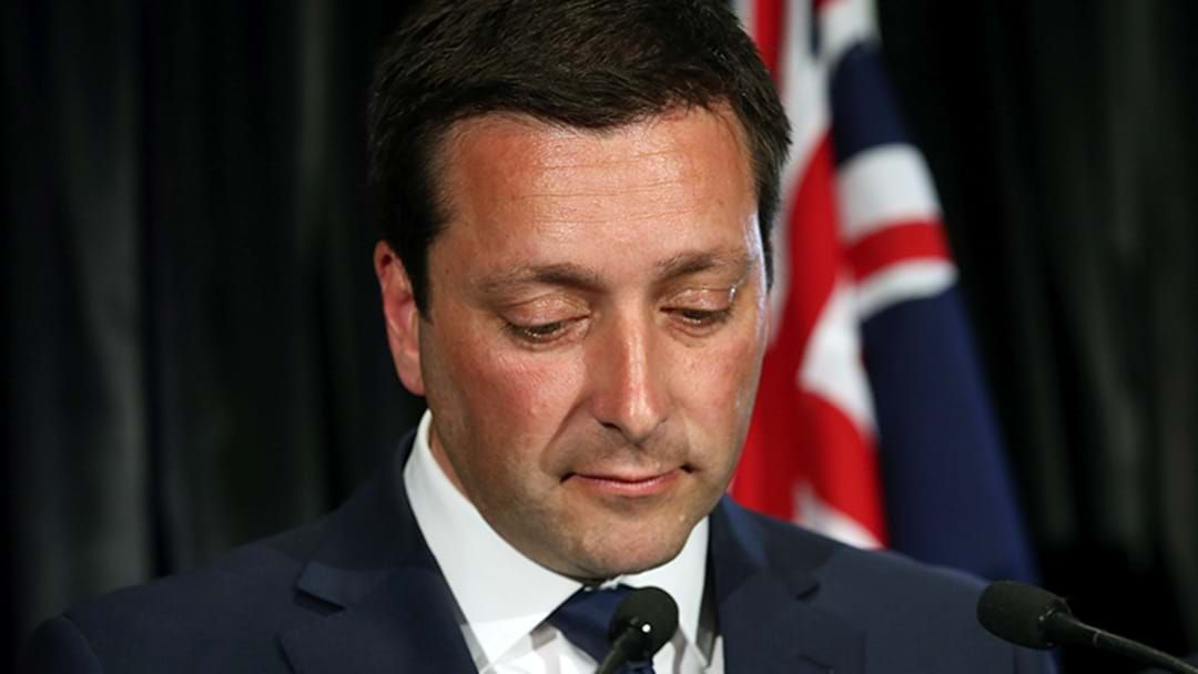 Article heading image for Matthew Guy Has Stepped Down As Liberal Leader