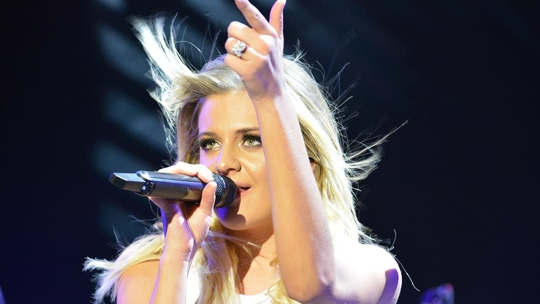 Article heading image for Kelsea Ballerini Invited to Join the Grand Ole Opry