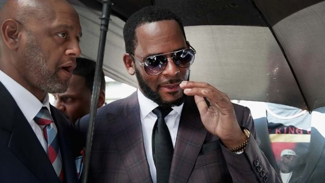 Article heading image for US Singer R. Kelly Has Been Found Guilty Of Sex Trafficking