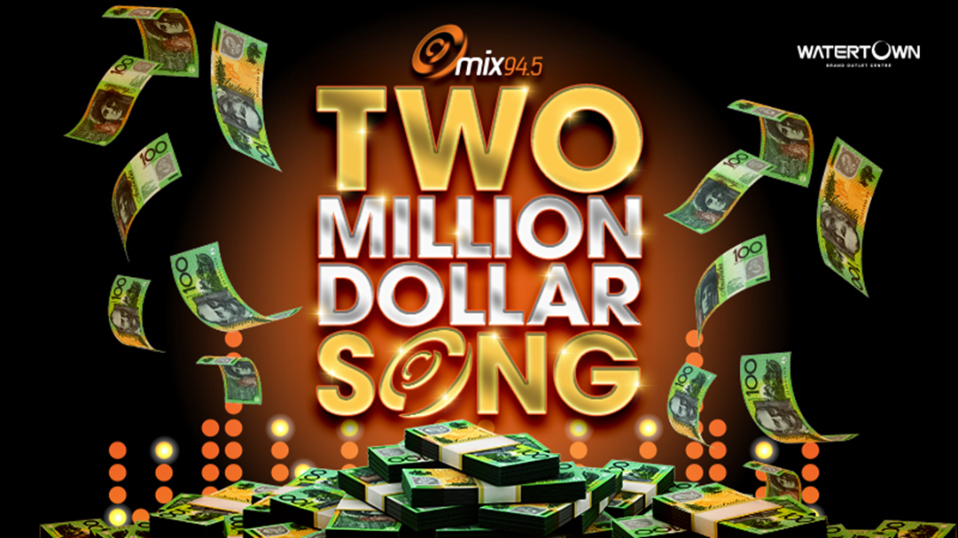 YOU COULD WIN TWO MILLION DOLLARS!!!