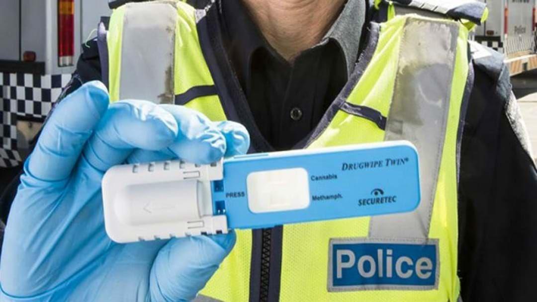 Bendigo Highway Patrol explain the process of a failed drug