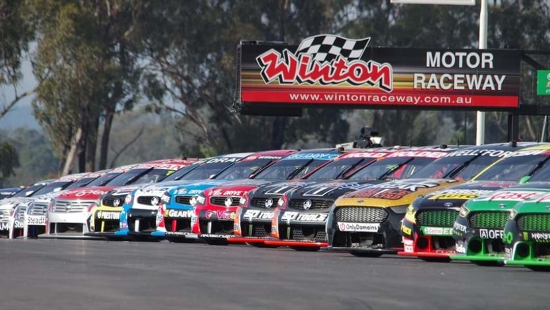 Article heading image for Supercars: The 'Wow' Facts For Winton