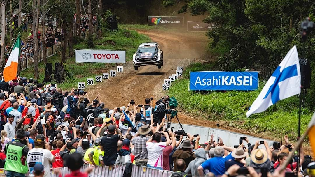 Article heading image for BREAKING NEWS: Coffs Coast To Lose 2020 WRC Round