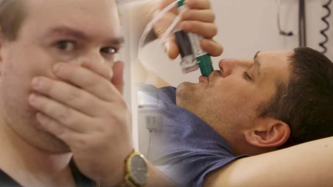Article heading image for OUCH! Relive The Moment Fev Got The Snip With His SNIP CLUB!