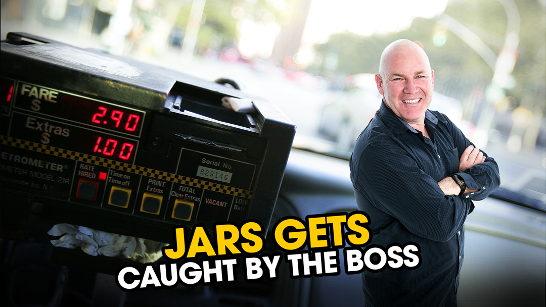 Article heading image for Jars Gets Caught Lying By The Boss!