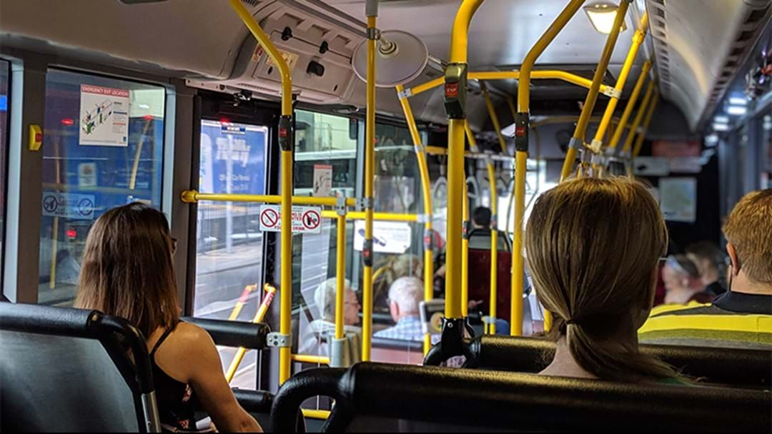 Article heading image for Tanya & Steve Want To Drink With Bus Drivers After Hearing THIS!