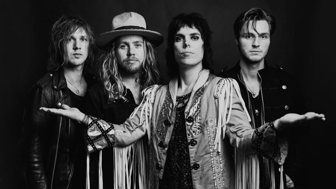 Article heading image for The Struts Expand Australian Tour After Sell Out