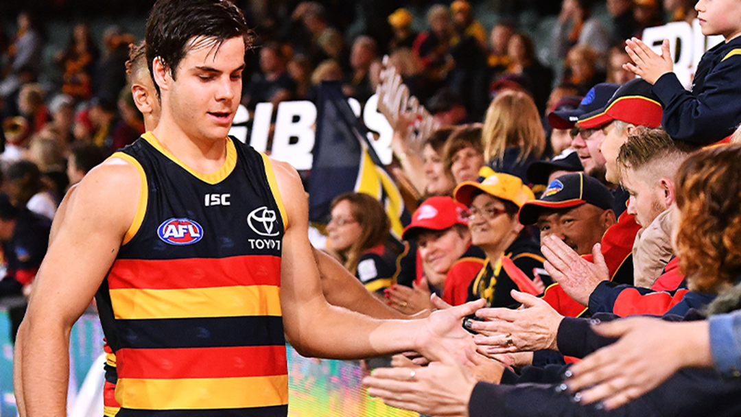 Article heading image for Crows Pair Sign Contract Extension As Rebuild Process eases