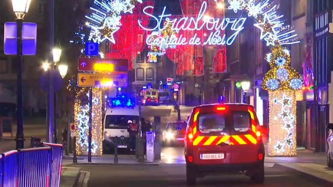 Article heading image for The Strasbourg Christmas Market Gunman Has Been Killed