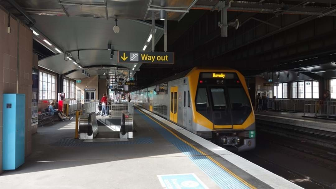 Article heading image for Here's How Bad Central Coast Trains Are This Morning