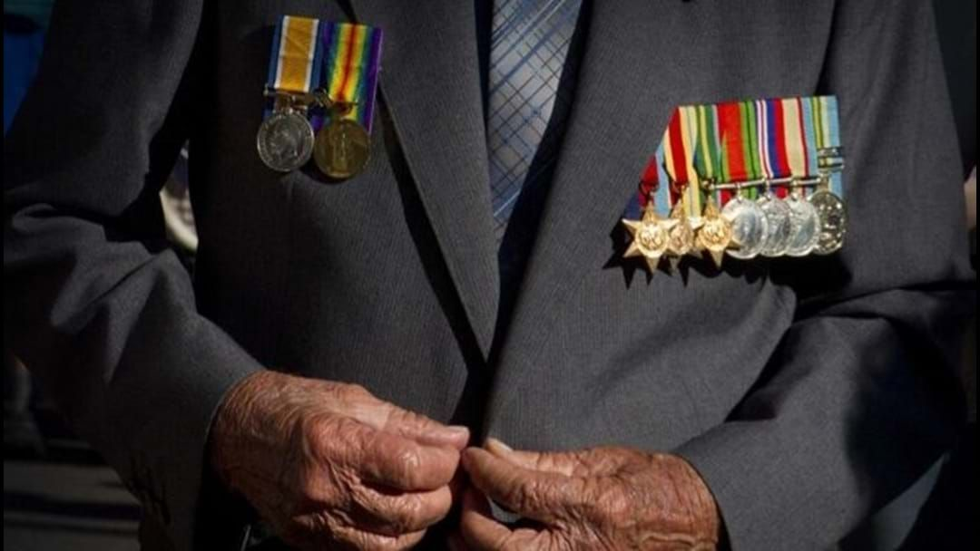 Article heading image for A New Veteran Card Gives Businesses The Chance To Show Respect & Recognition