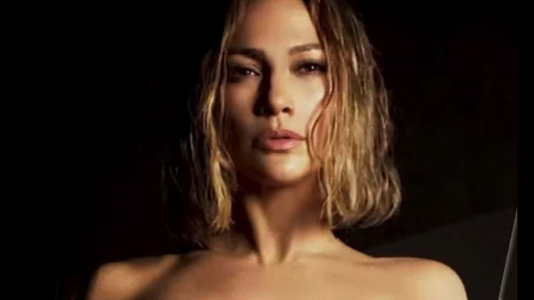 Article heading image for Jennifer Lopez Strips Butt Naked To Announce New Song